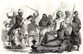 Schlacht von Nicopolis (1396) - Kreuzzug - Osmanisches Reich