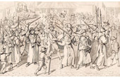 Procession of the Catholic League of France (June 3rd, 1590)