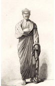 Print of Statue - Julian - Roman Emperor (331-363)