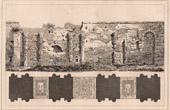 Roman Monument - Arch of Julius Caesar - Arc de Reims