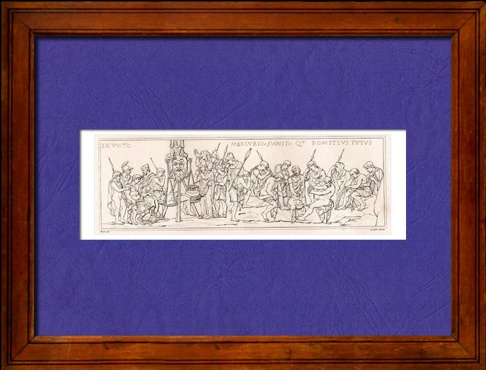 Alte stiche stiche von bernay for Frankreich dekoration