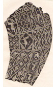 Antike Gegenst�nde - XI. Jahrhundert - Scheide der Olifant - Frankreich