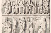 Concierto - Strumentos Musicale - Siglo XI - Francia - Abadia de Saint Georges de Boscherville