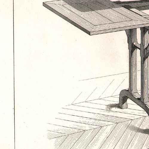 gravures anciennes dessin d 39 architecte architecture. Black Bedroom Furniture Sets. Home Design Ideas