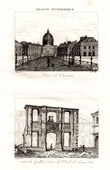 History and Monuments of Paris - Institut de France - Beaux-Arts de Paris - Arch of Gaillon