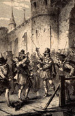 Assassination of Concino Concini Maréchal d'Ancre