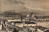 View of Catania - Sicily (Italy)
