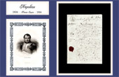 Historical Document - Reign of Napoleon I of France - 1809 - First French Empire