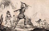 Brazil - Indians Coroado - Bororos