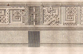 Yucat�n - Tempel an den Zwei Schlangen