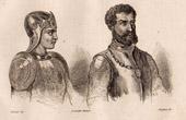 Mexico - Spanish Conquistador - Pedro de Alvarado - Crist�bal de Olid