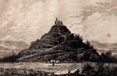 Mexico - Great Pyramid of Cholula - Pyramid of Tepanapa