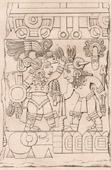 Mexico - Aztec Stone for Sacrifices
