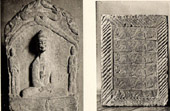 Chinese Art - Stone - Stele - Northern Wei Dynasty - 528 of the Christian Era