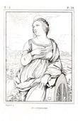 St Catherine (Raffaello Sanzio called Raphael)