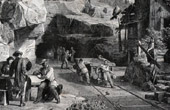 Saint Gothard - Construction of the Tunnel