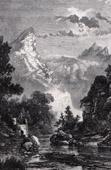 View of Carrara - Carrara Marble - Tuscany (Italy)