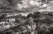 View of Tavoliere delle Puglie - Puglia - Calabria - Apulia (Italy)
