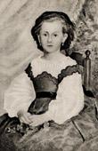 Portrait of Mademoiselle R. Lancaux (Auguste Renoir)
