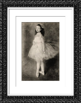 Dancer - Ballet (Auguste Renoir)