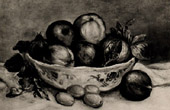 Nature Morte à la Grenade - Fruits (Auguste Renoir)