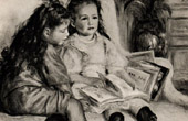 Children of Monsieur Caillebotte (Auguste Renoir)