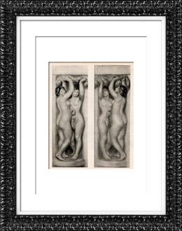Nudo Femminile - Cariatidi (Auguste Renoir)