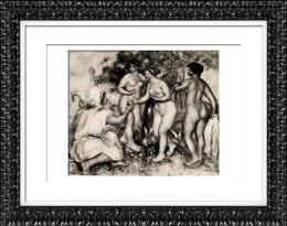 O Julgamento de P�ris (Auguste Renoir)