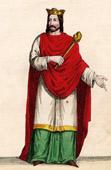 Portrait of Chlothar I