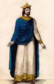Portrait of Chlothar II
