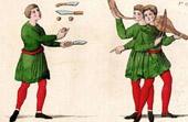 Costume - IXth Century - Musician - Juggling
