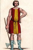 Costume - IXth Century - Executioner