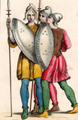 Costume - Xth Century - Soldiers