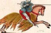 Costume - XIIth Century - Rider