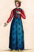 Portrait of Mahaut of Artois (1270-1329)