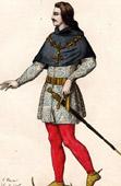 Costumes - Ordre de Chevalerie - XIIIth Century - Knight of Cosse de Gen�t