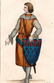 Portrait of Philip of Artois (1269-1298)