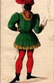 Portrait of Tanneguy III du Chastel - Pr�vot de Paris (1413-1418)