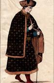 Portrait of Antoine de Vergy (1375-1439)