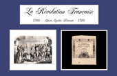 Historical Document - Assignat - French Revolution - The Uprising in Paris