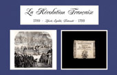 Historical Document - Assignat - French Revolution - National Assembly
