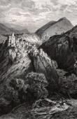 View of Capistrello - Aquila - Abruzzo (Italy)