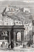 View of Naples - Castel Sant'Elme - Campania (Italy)