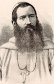Portrait of Jean Baptiste Fr�zal Charbonnier - Bishop - Utique (Tunisie) - Missionary - Africa