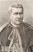 Portrait of Cardinal Giovanni Simeoni (1816-1892) - Prefect of the Sacred  Congregation for Propagation of the Faith