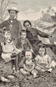 New Hebrides - Vanuatu - Oceania - Indigenous people - Colonialism