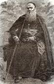 Portrait of Mgr Massaja - Bishop - Eastern Africa