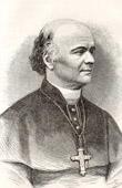 Portrait of Mgr Jolivet - Bishop - Natal - South Africa - Catholic Missionaries