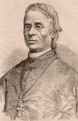 Portrait of Mgr Joseph Machebeuf (1812-1889) - Bishop - Mission of America - Denver Colorado