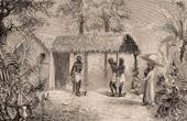 Dahomey (gammalt  Afrika) - Benin - F�nger